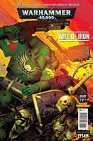 WARHAMMER 40k - Will of Iron  #01 by FabioListrani