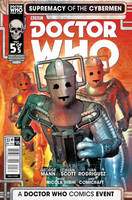 Doctor Who - Supremacy of the Cyberman - #5 by FabioListrani