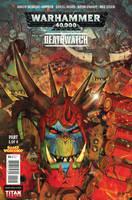 WARHAMMER 40k - Deathwatch - The Lost Sons #1 by FabioListrani