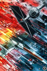 STAR WARS by FabioListrani