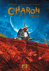 CHARON - vol.02 - COVER by FabioListrani