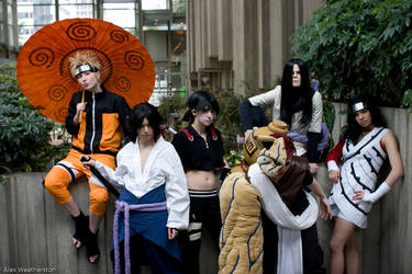Shippuden Naruto Group SC08 by FightingDreamersPro