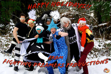 Happy Soul Eater Holidays by FightingDreamersPro