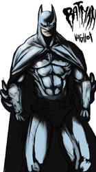 Batman  2 xD by vaghot