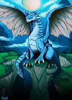 Tulufet el Dragon de los acantilados by vaghot