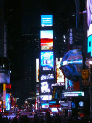 King Tut Times Square by r83rob