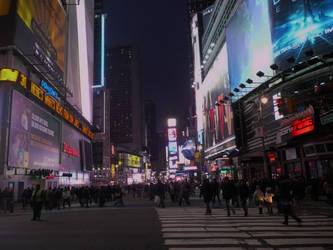 Times Square Distance by r83rob