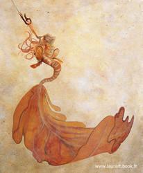 little mermaid by laura-csajagi