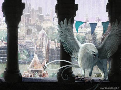 white griffon by laura-csajagi