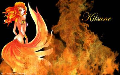 Kitsune by dievegge
