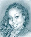 Portrait of Natasha I by GTAceofSpade