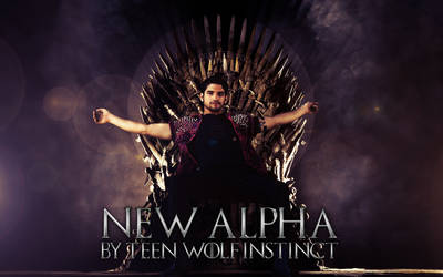 Teen Wolf - New Alpha by TeenWolfInstinct