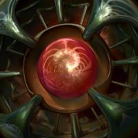 Origin of the Orb by dainbramage1