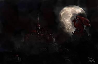 Dragon night by SheLazY