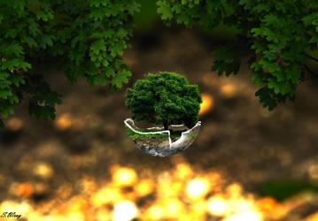 The Broken Marble Of God by Stevewray11