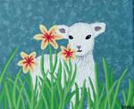 Lamb by artbykayra