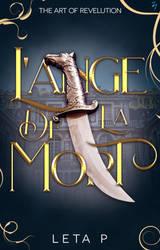 L'Ange de la Mort - Book Cover by sandypawsteps