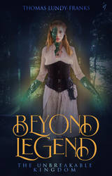 Beyond Legend - Book Cover by sandypawsteps
