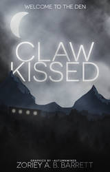Clawkissed - Book Cover by sandypawsteps