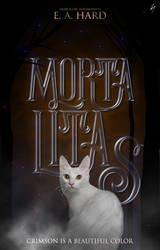 Mortalitas - Book Cover by sandypawsteps