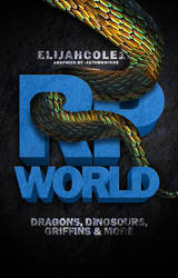 RP World - Book Cover by sandypawsteps