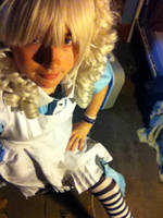 Mia in Wonderland by TheCosplayVlogger