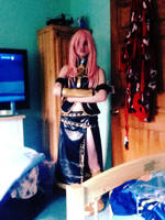 I got my Luka package 1 by TheCosplayVlogger