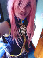 I got my Luka package 2 by TheCosplayVlogger
