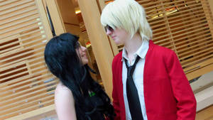 AB 2013 - Promstuck DaveJade 2 by TheCosplayVlogger