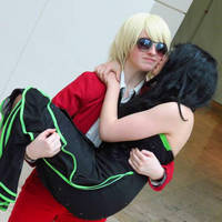 AB 2013 - Promstuck DaveJade 4 by TheCosplayVlogger