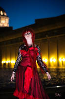 Ballgown Grell Fall Shoot 11 by TheCosplayVlogger