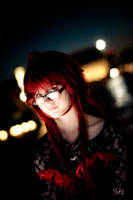 Ballgown Grell Fall Shoot 16 by TheCosplayVlogger