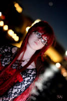 Ballgown Grell Fall Shoot 17 by TheCosplayVlogger