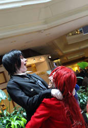 Gah! Grell! by TheCosplayVlogger
