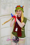 Teemo at Famicon1 by TheCosplayVlogger