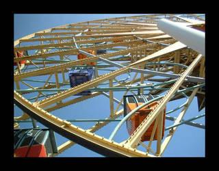 Ferris Wheel by flyingpillow