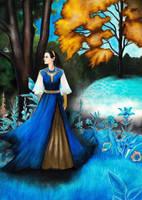 Melian of the Maiar by SarkaSkorpikova