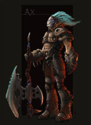 Neogladiator AX by dominuself