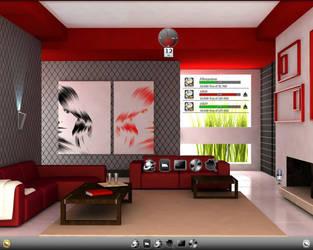 My Enlightenment Desktop by YaseenNoorani
