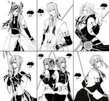 Uraigna Brotherhood - Gender switch by Devil-Nutto