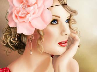 Taylor Swift by Catriinaa