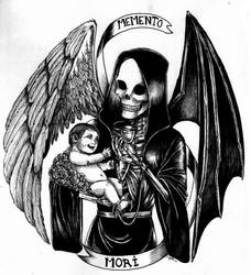 Memento mori by ChrisGRepresa