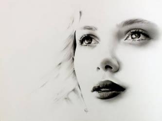 Scarlett Johansson by gpreece