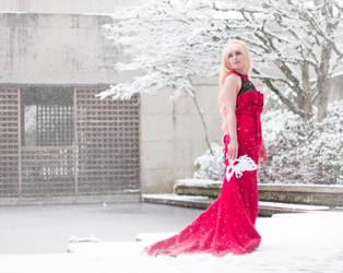 Winter Farewell by OppositeCosplay