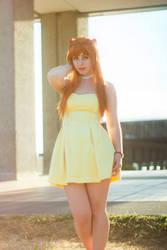 Firey Redhead by OppositeCosplay