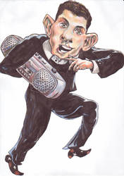Caricatures by gamesagogo