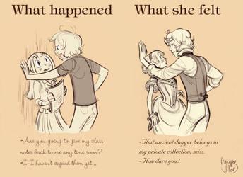 True story by MaripazVillar