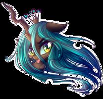 Cute Queen :p by ChaosAngelDesu