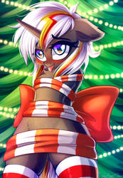 Ych - Open Your Xmas Gift by ChaosAngelDesu