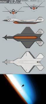 EA-25A Shooting Star by BlastWaves